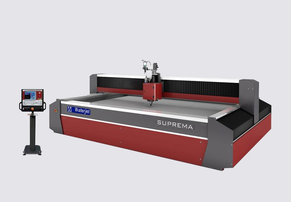 Waterjet Suprema DX1020 2013